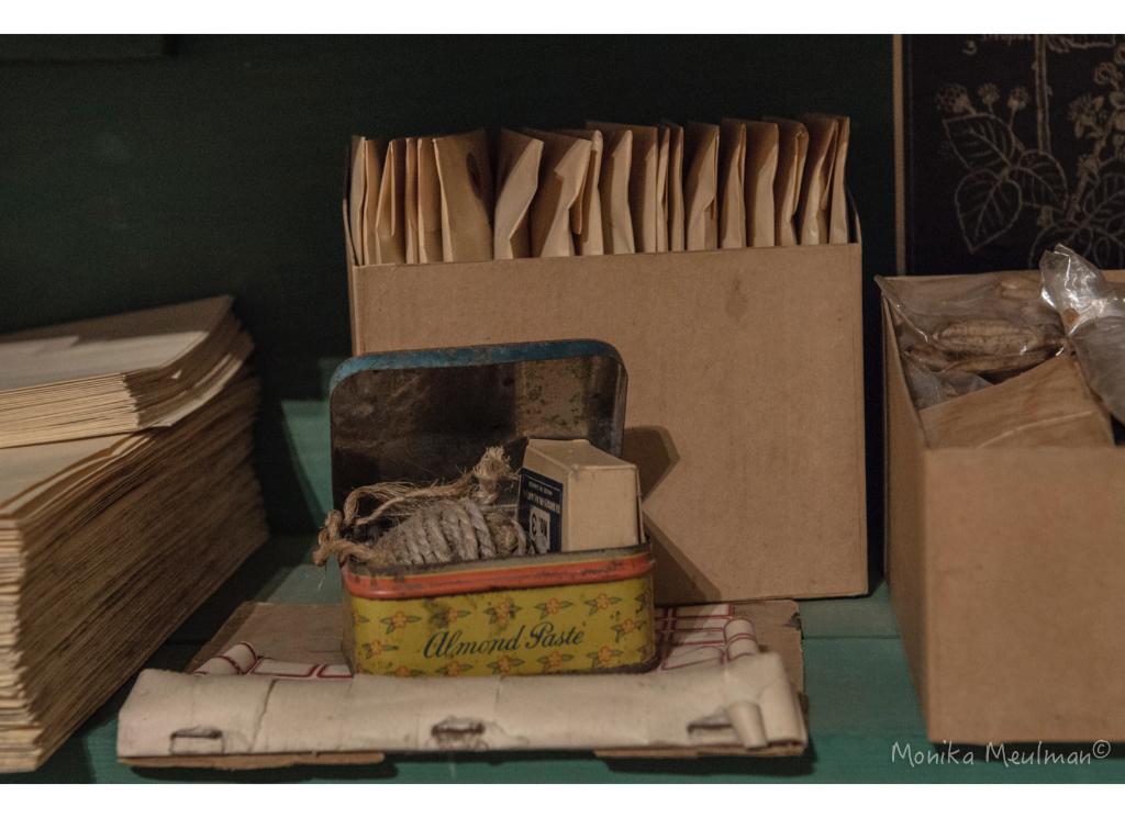 Liz Magor Pantry Shelf Close Up